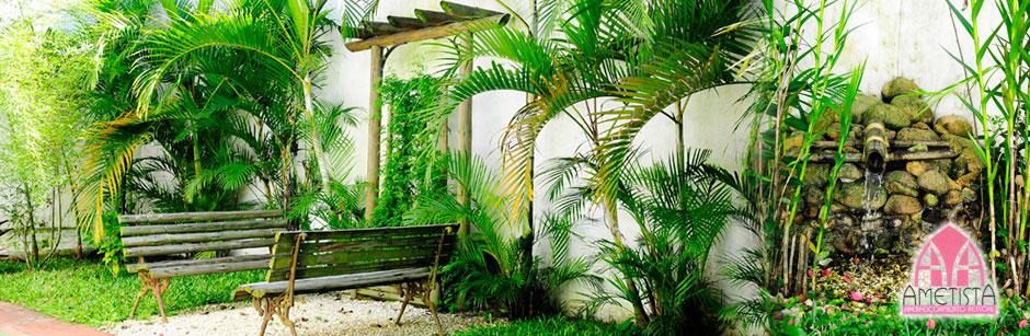 Jardim Academia Ametista